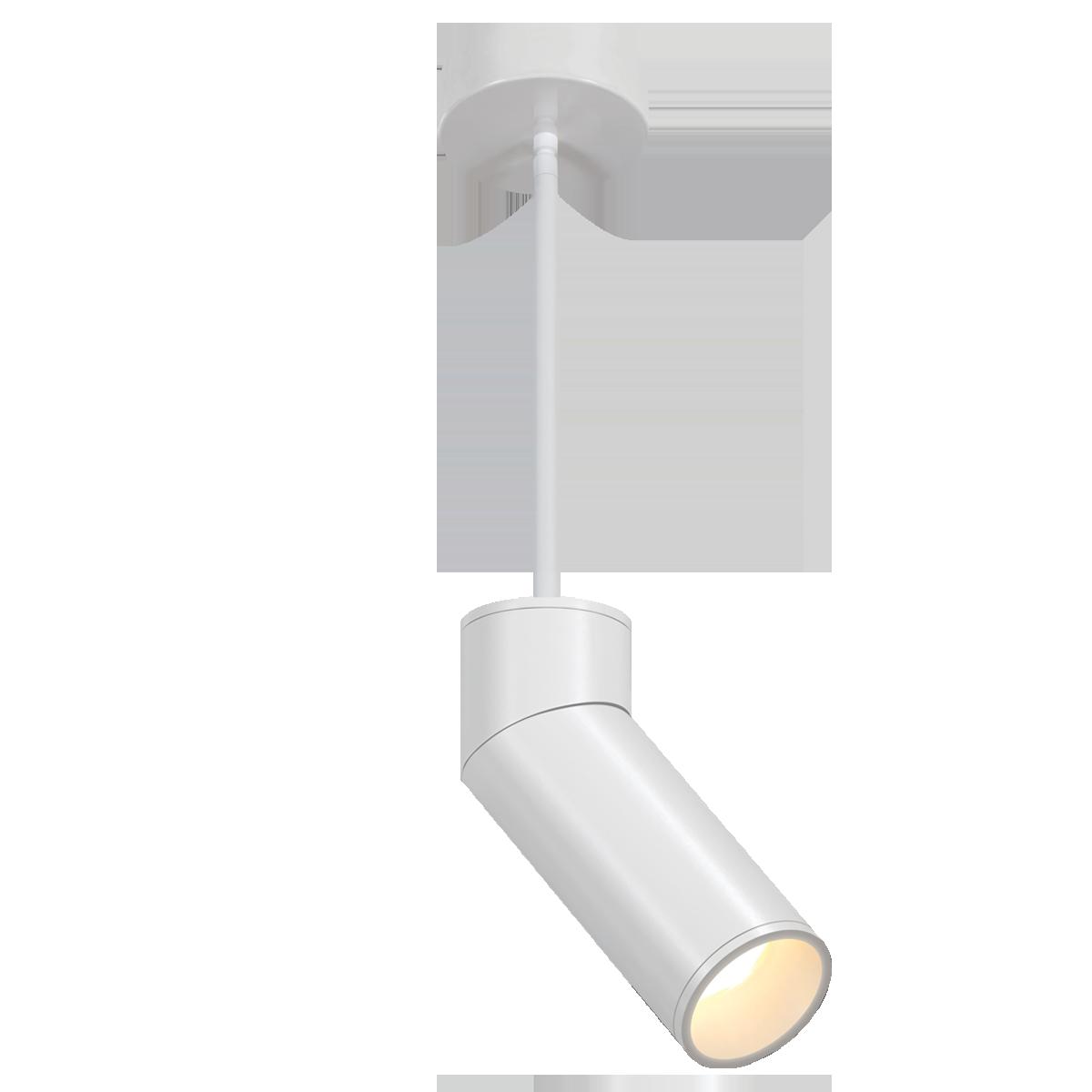 """5"""" Adjustable Twist LED Pendant, 4000K  -  80 CRI"""