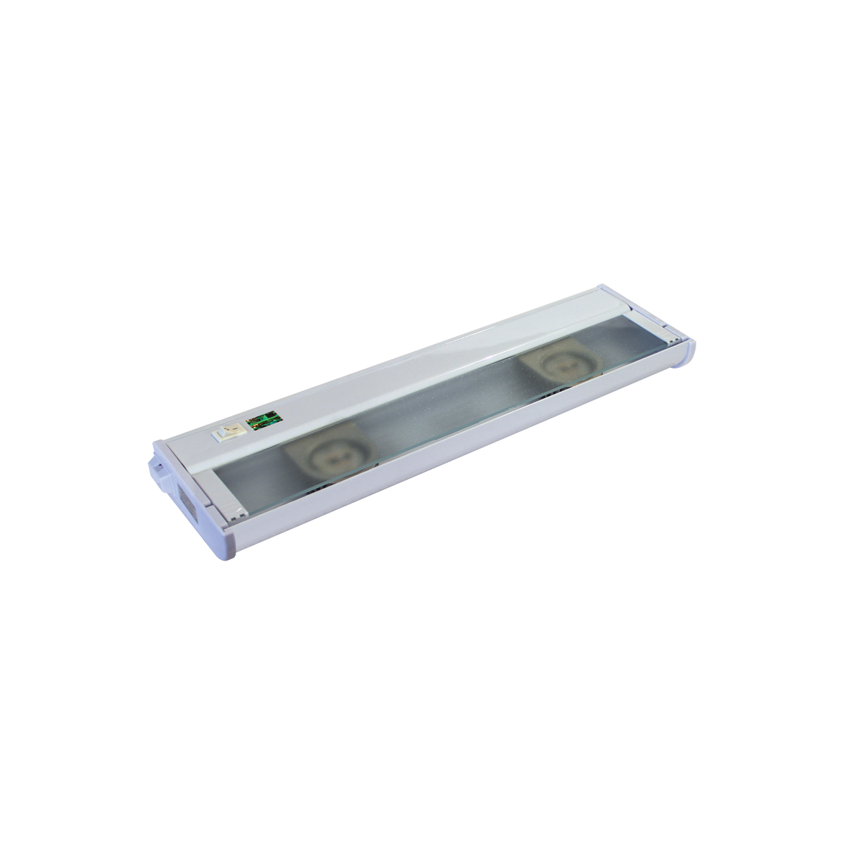 "16"" CounterAttack LED Under Cabinet, White Finish"