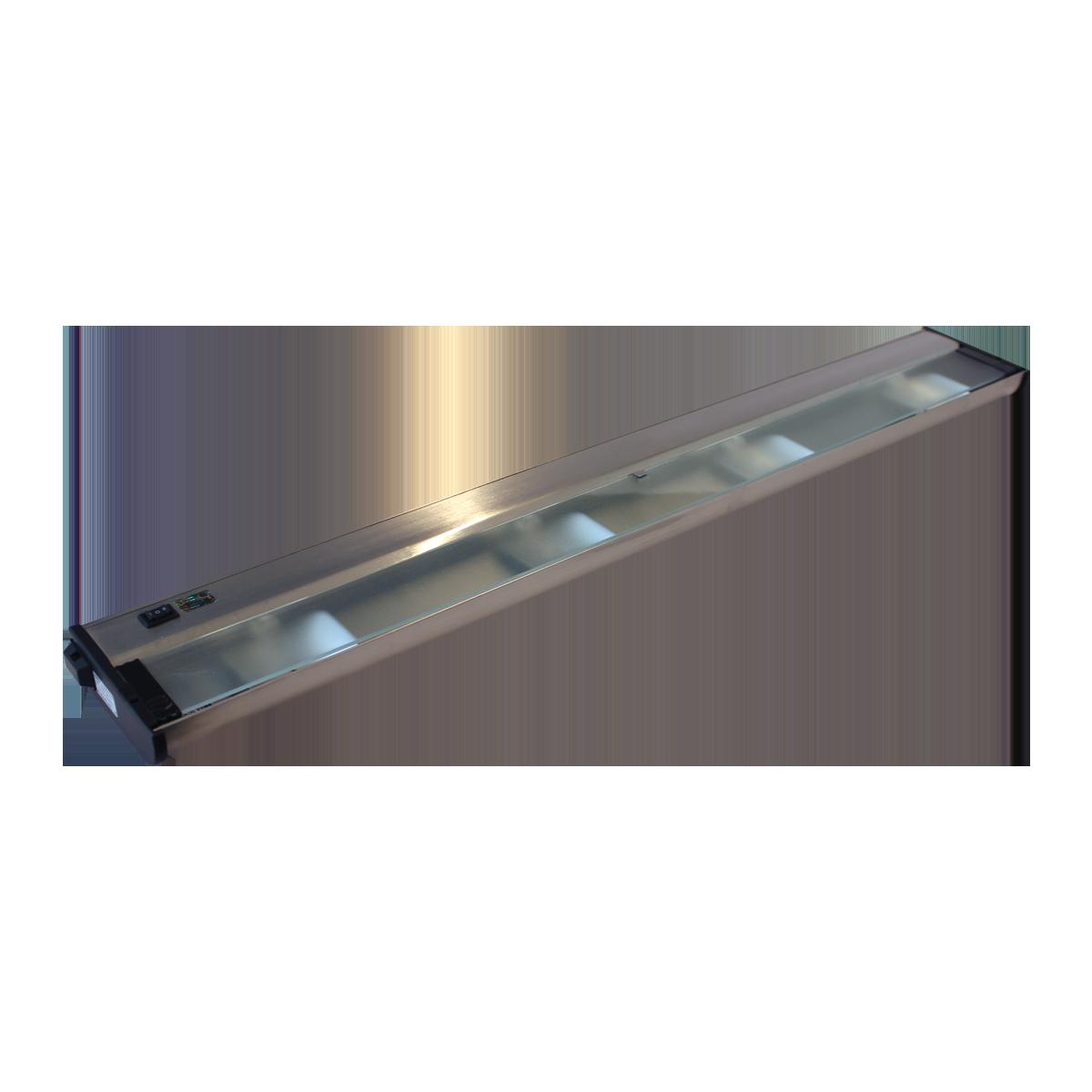 "32"" CounterAttack Xenon Under Cabinet, Stainless Steel Finish, QuickLink©"