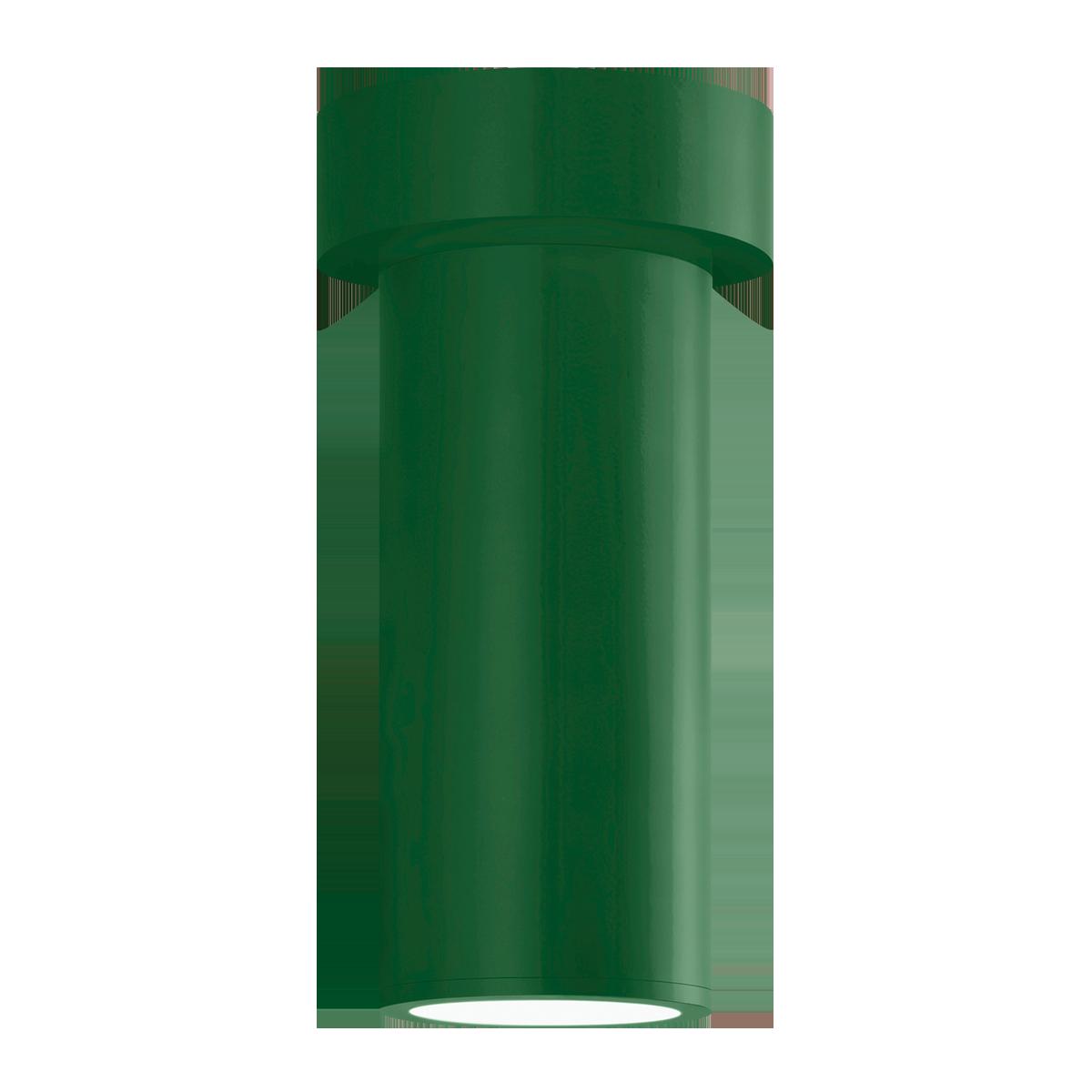 """3"""" Round LED Flush Mount Cylinder, 3500K  -  90 CRI"""