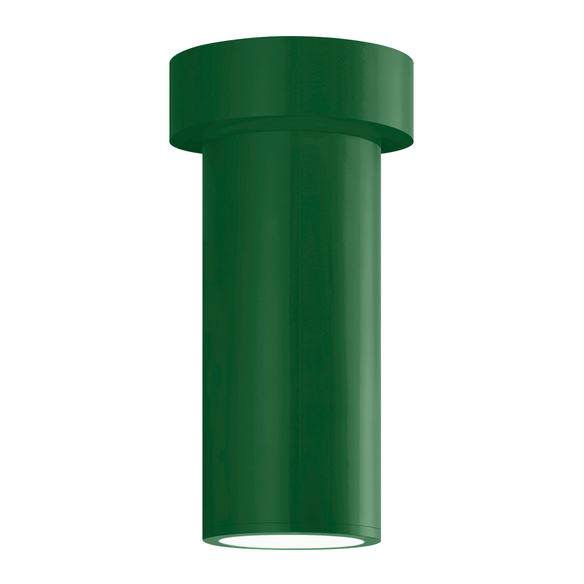 """3"""" Round LED Flush Mount Cylinder, 4000K  -  80 CRI"""