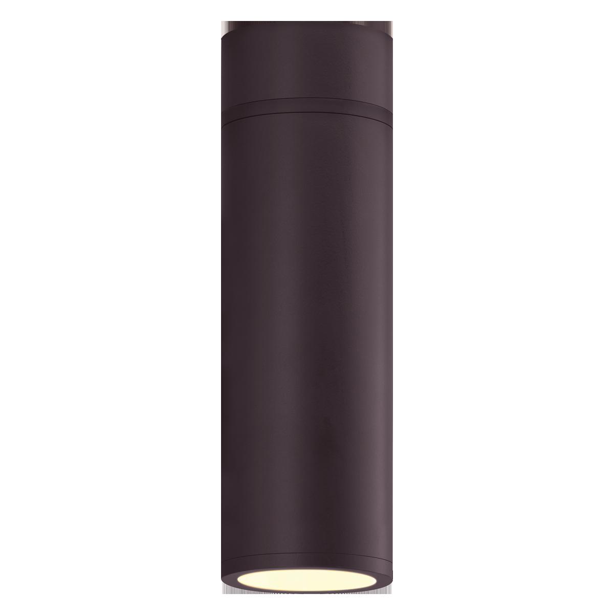 """5"""" Round LED Flush Mount Cylinder, 2700K  -  90 CRI"""