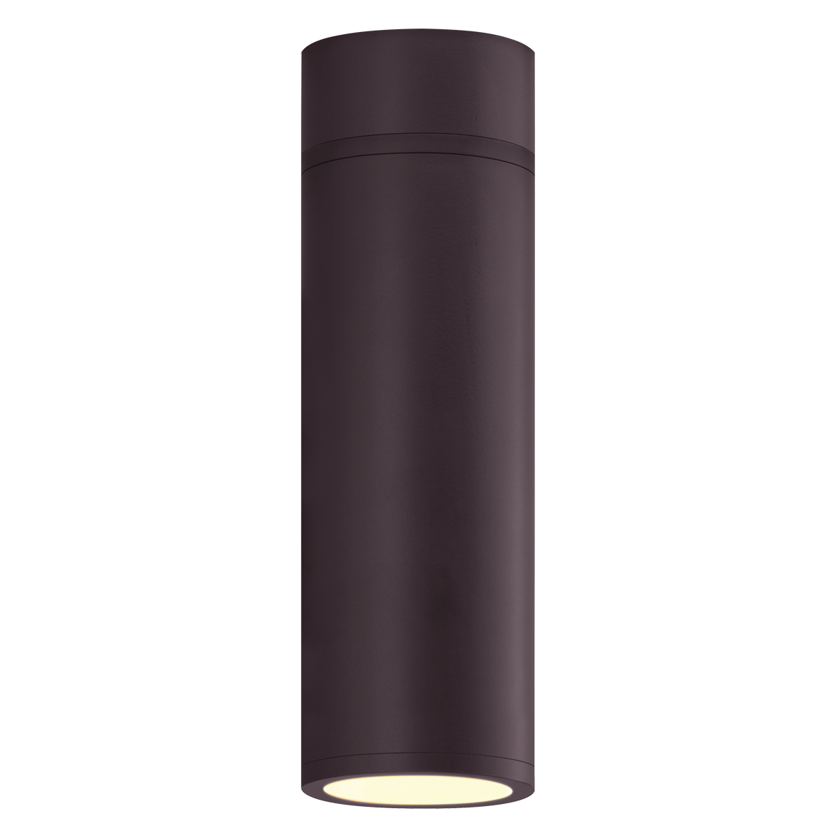 """5"""" Round LED Flush Mount Cylinder, 3000K  -  90 CRI"""