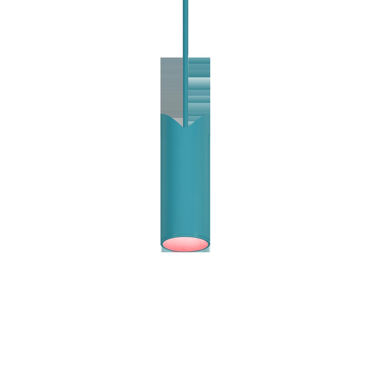 "5"" Round RGBW LED Pendant"