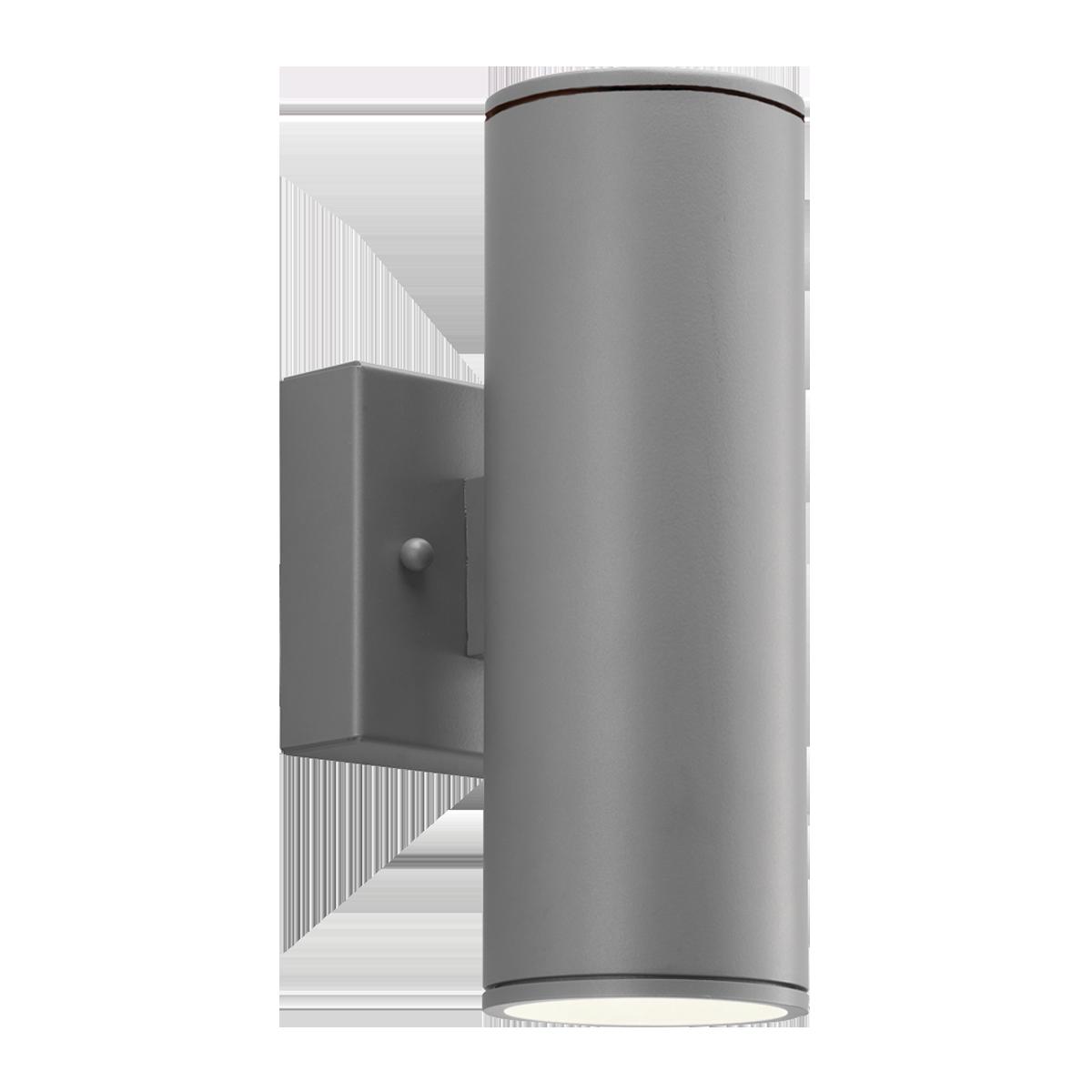 "3"" Round LED Wall Mount Downlight Cylinder, 2700K  -  90 CRI"