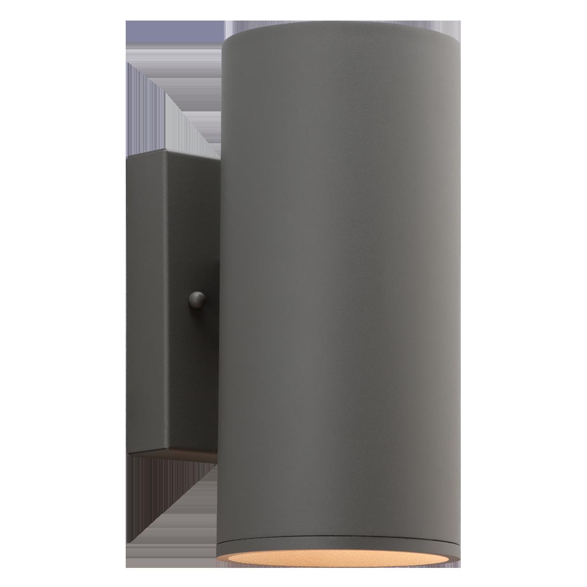 "5"" Round LED Wall Mount Downlight Cylinder, 2700K  -  90 CRI"