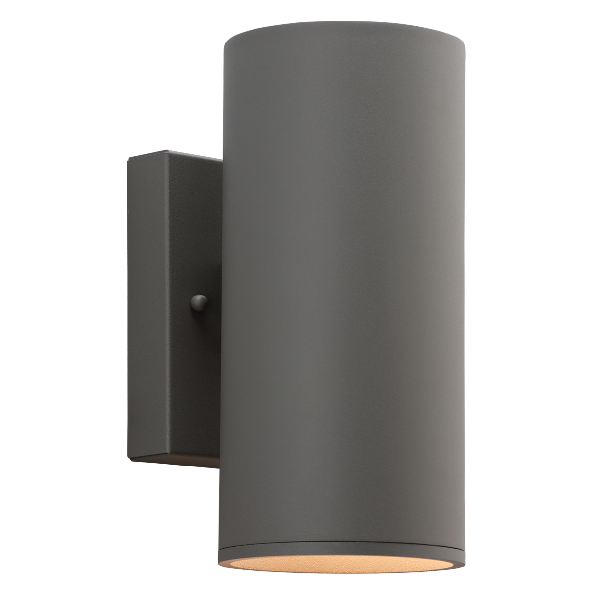 """5"""" Round LED Wall Mount Up - Downlight Cylinder, 3000K  -  90 CRI"""