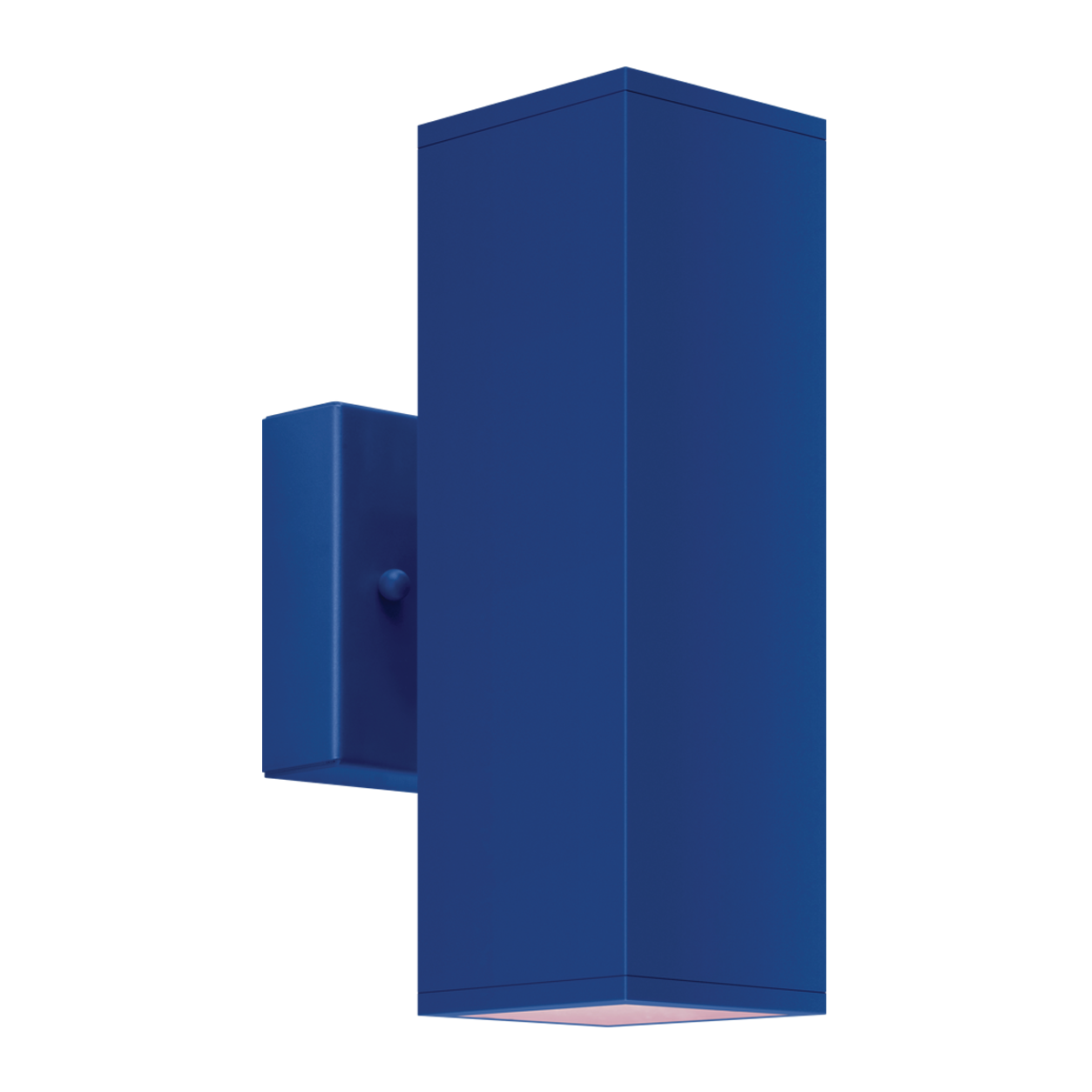 """3"""" Square LED Wall Mount Downlight Cylinder, 2700K  -  90 CRI"""