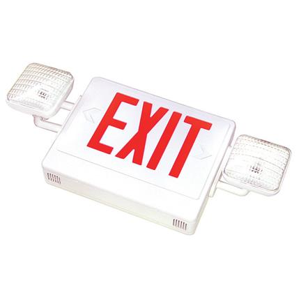 LED Exit  -  Emergency Light
