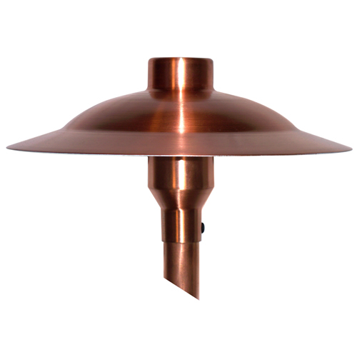 "Sanibel Copper 11"" LED Path Lights"