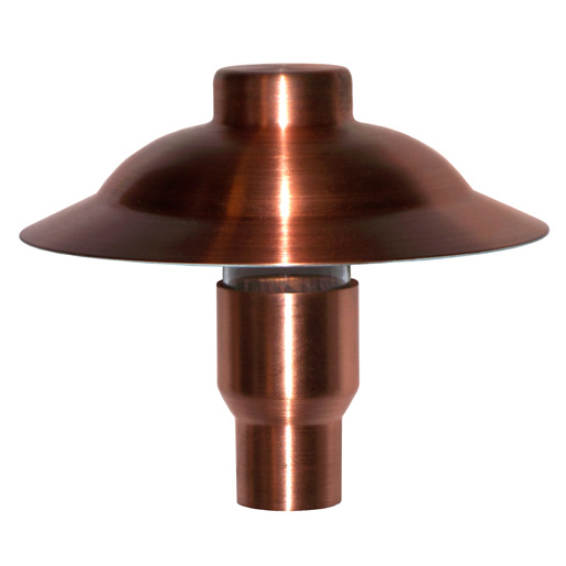 "Sanibel Copper 7"" LED Path Lights"