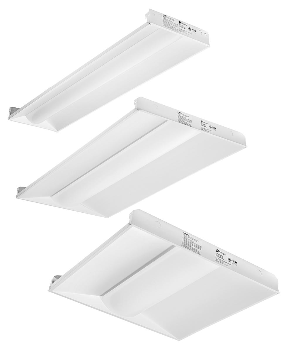 FTFB series LED Center Basket Premium Troffer