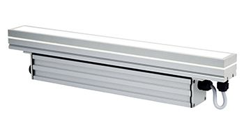 Linear LED Luminaire for Extreme Exterior Facades & Accents