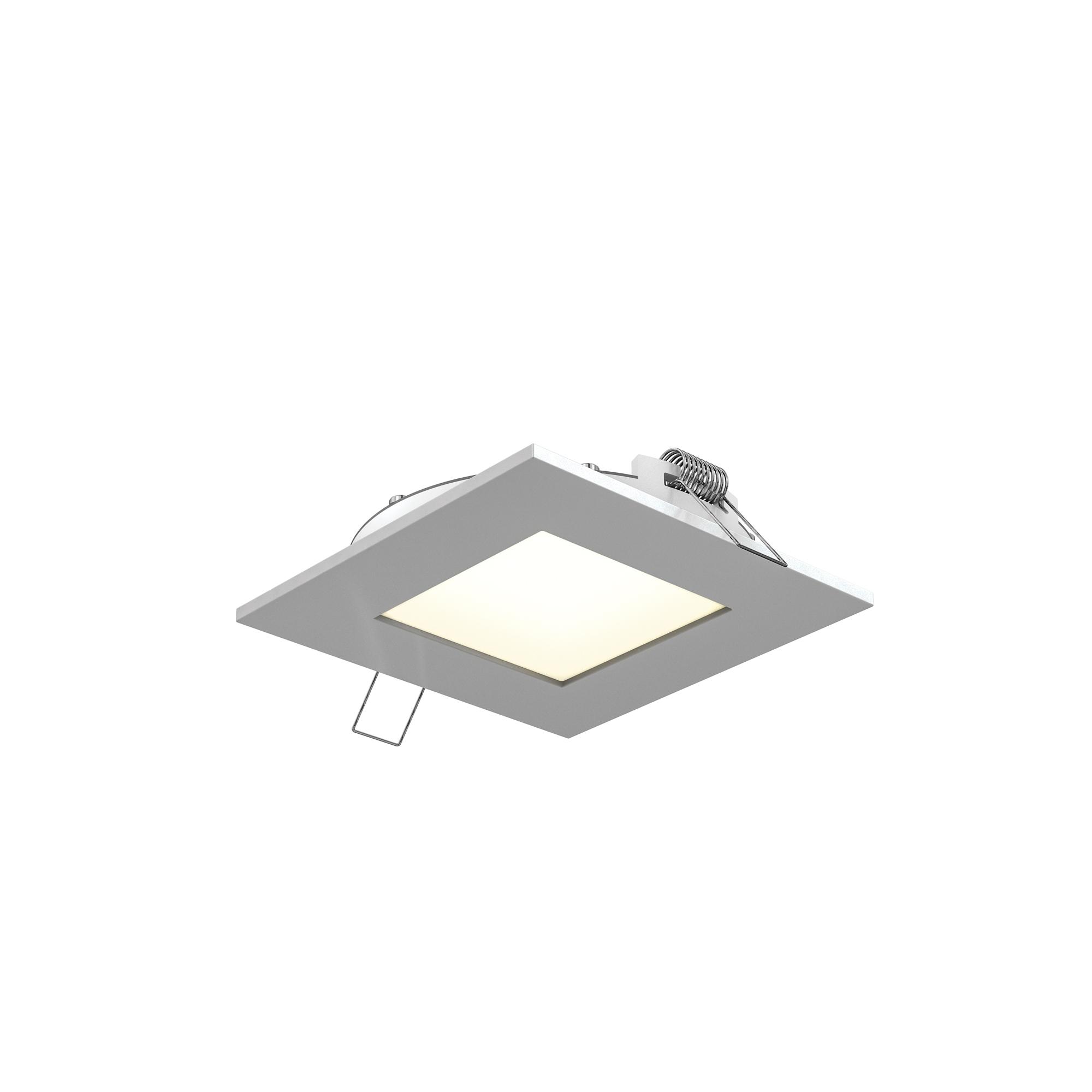7004-SQ - 3000K square LED panel light