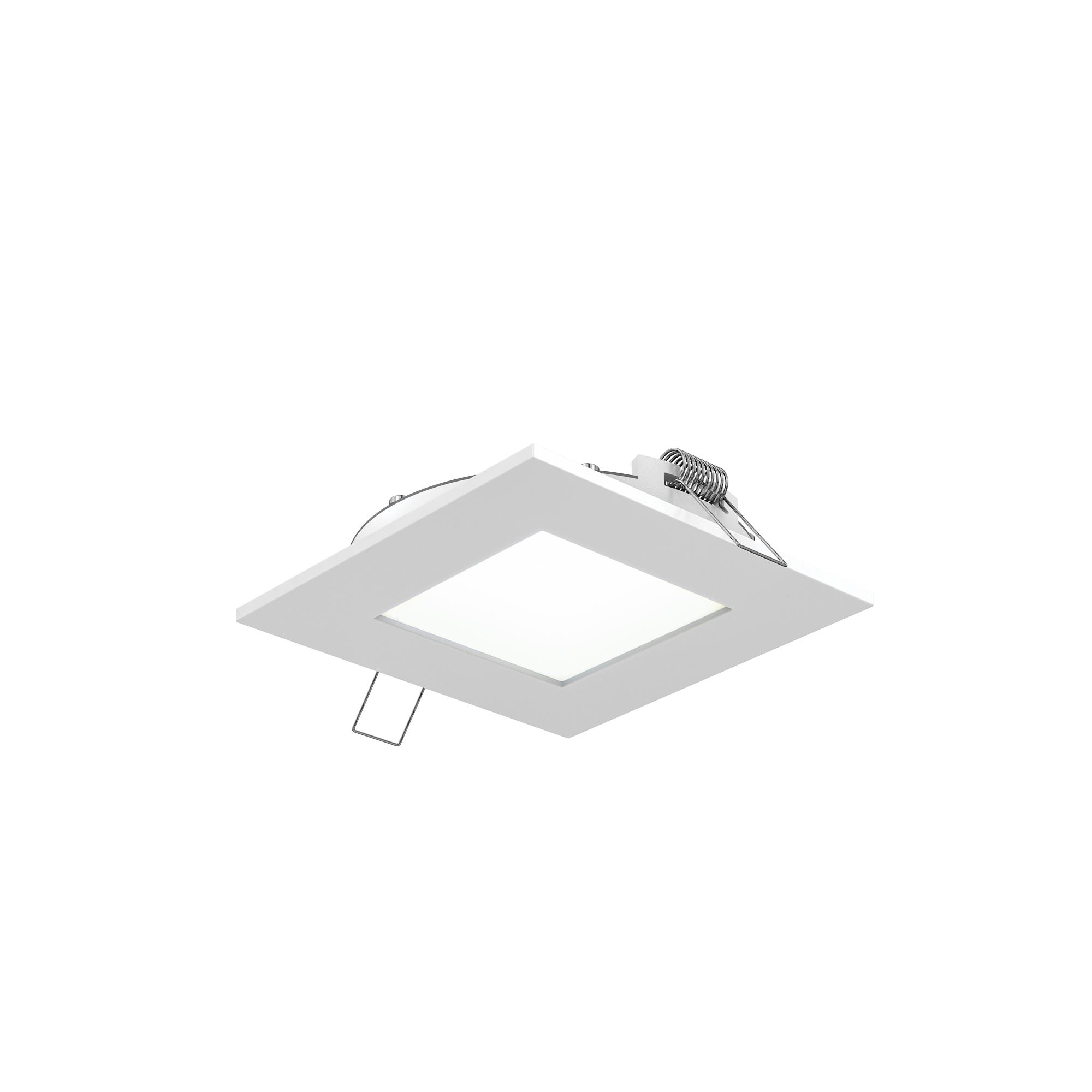 7004-SQ-4K - 4000K square LED panel light