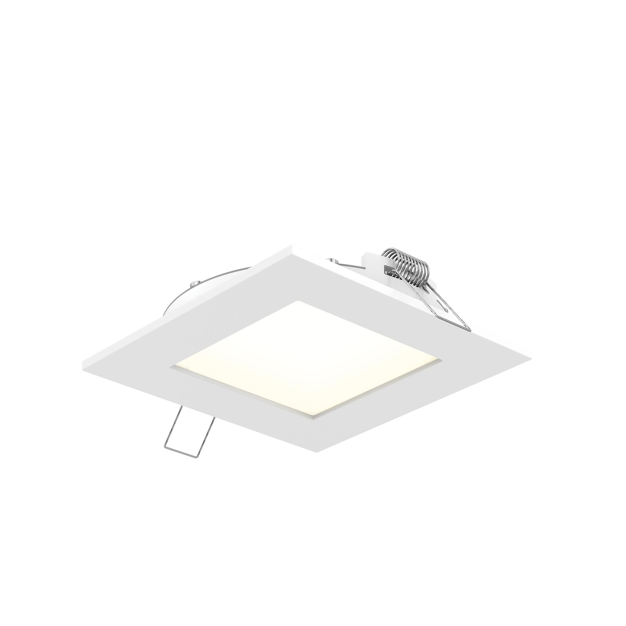 7006-SQ - 3000K square LED panel light