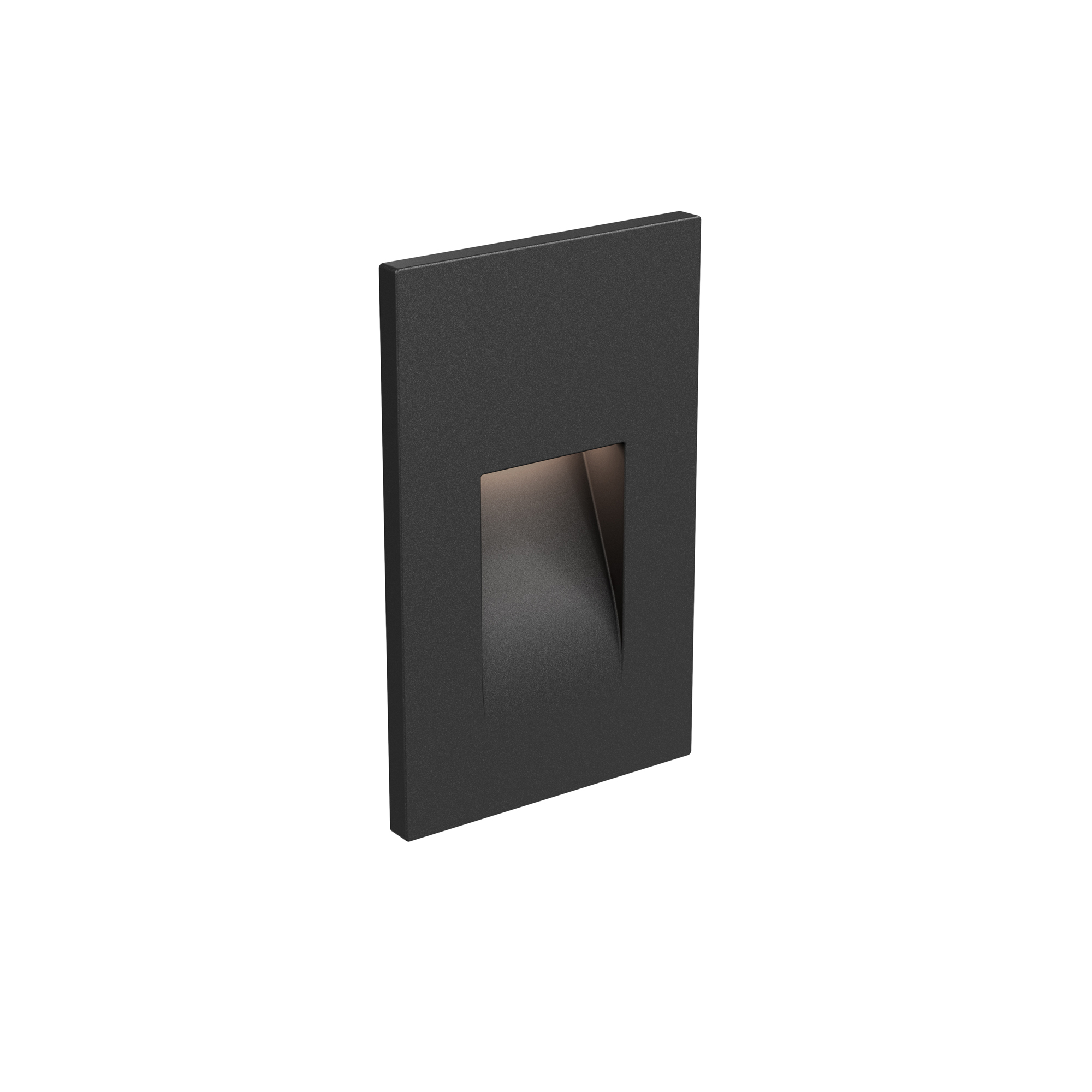 LEDSTEP002D - Recessed vertical LED step light