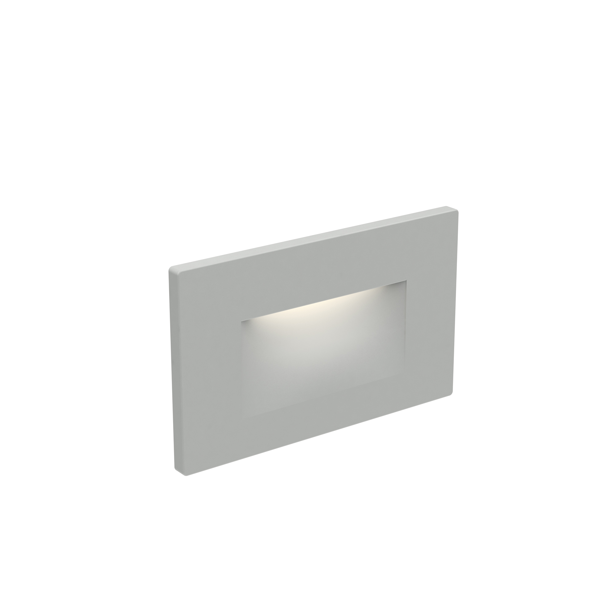 LEDSTEP005D - Recessed horizontal LED step light