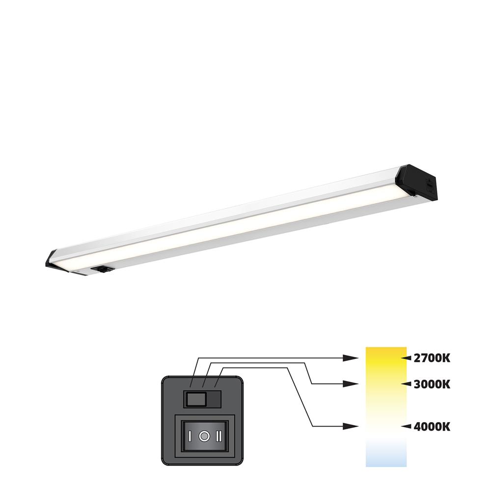 Color Temperature Changing LED Linear - 9009CC, 9012CC, 9018CC, 9024CC, 9030CC