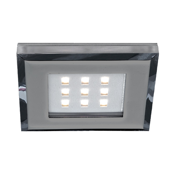 SLIMLED - 4008FR, 12V Square LED Light, K4008FR, 3 Light kit