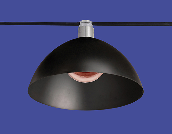 """Exton - Cable Direct Mount""""G"""" Glass Envelopes, Bolle Shade"""