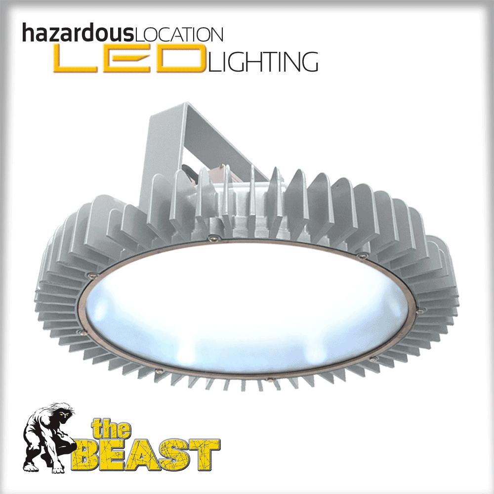 "HazLoc High Bay Lighting ""Beast"""