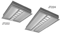 "EXCELON ""RD"" LED - SERIES 7522L - 7524L"