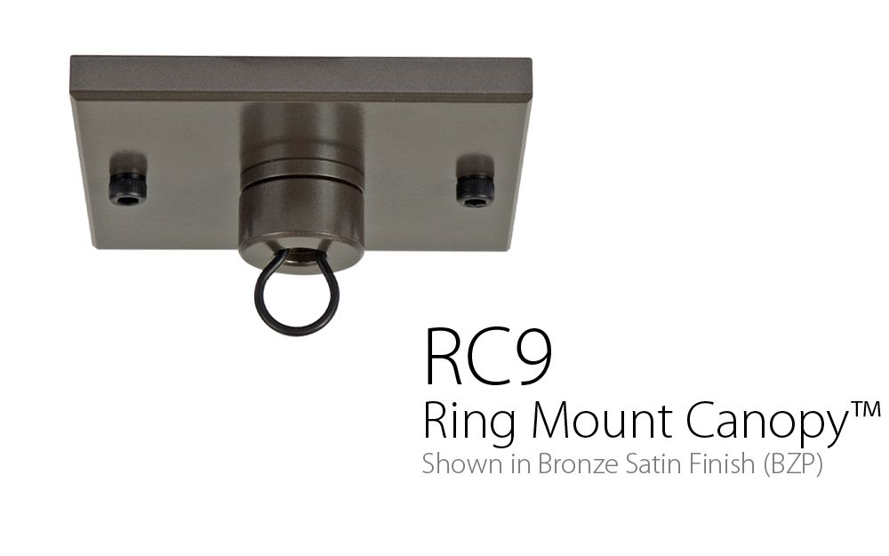 RC9 Ring Mount Canopy