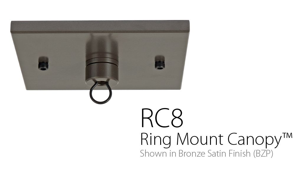 RC8 Ring Mount Canopy