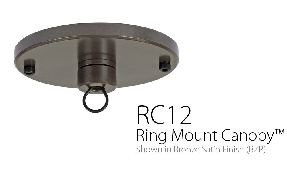 RC12 Ring Mount Canopy