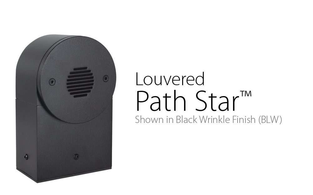 Louvered Path Star Solid State (BKSSL) Power of 'e'