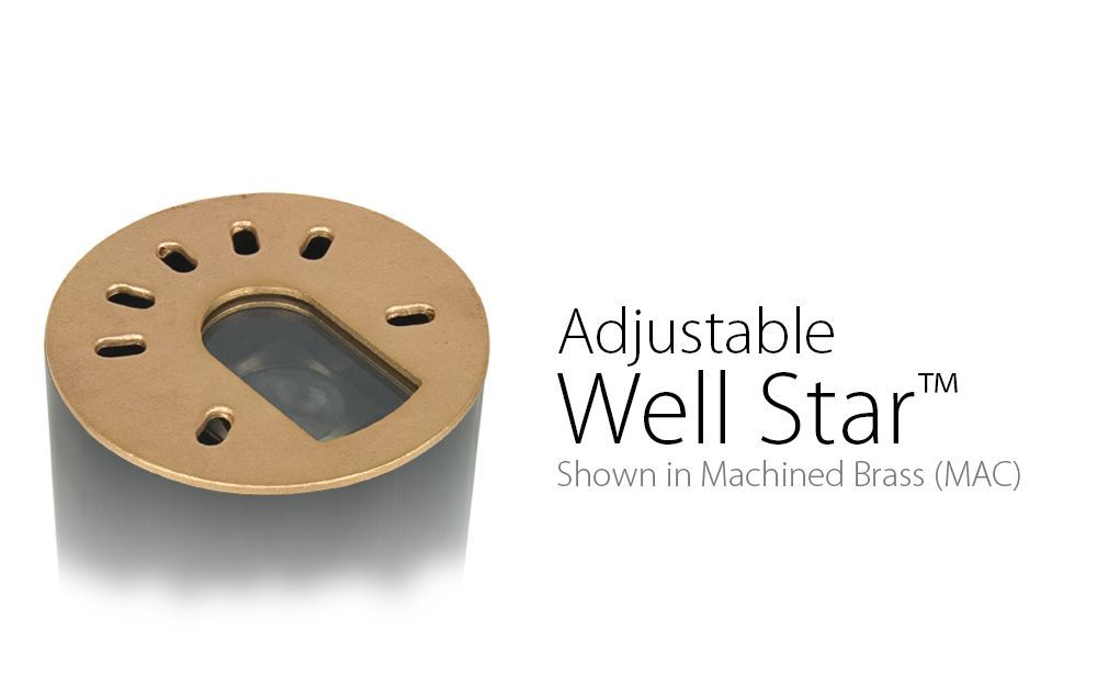 Adjustable Well Star Halogen (MR16)