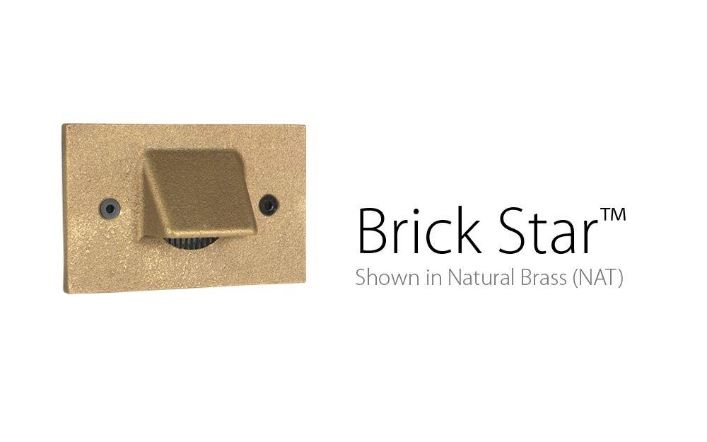 Core Drill Brick Star Halogen (GU10)