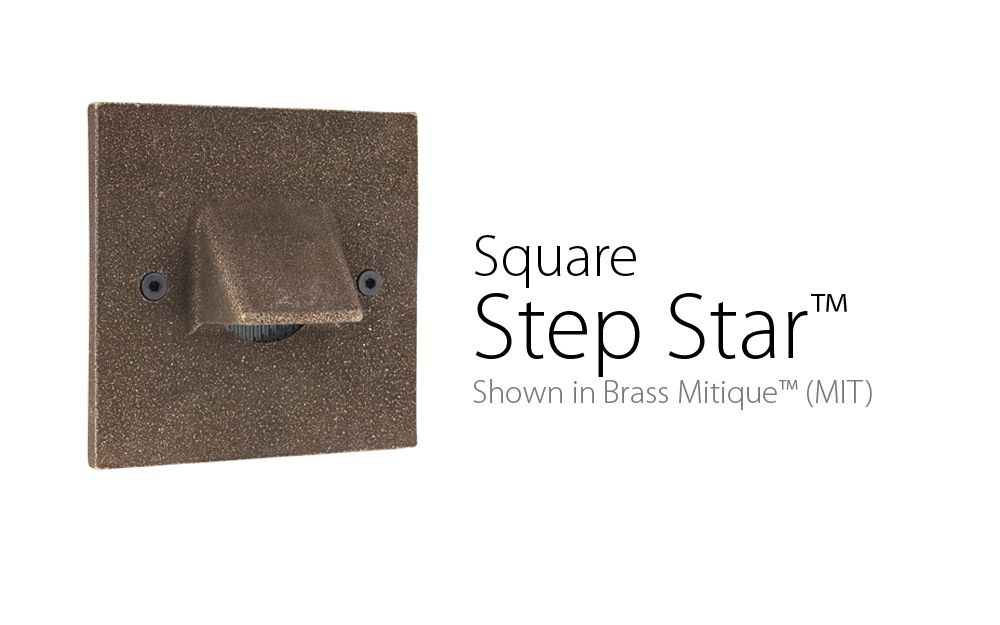Core Drill Square Step Star Solid State (BKSSL)