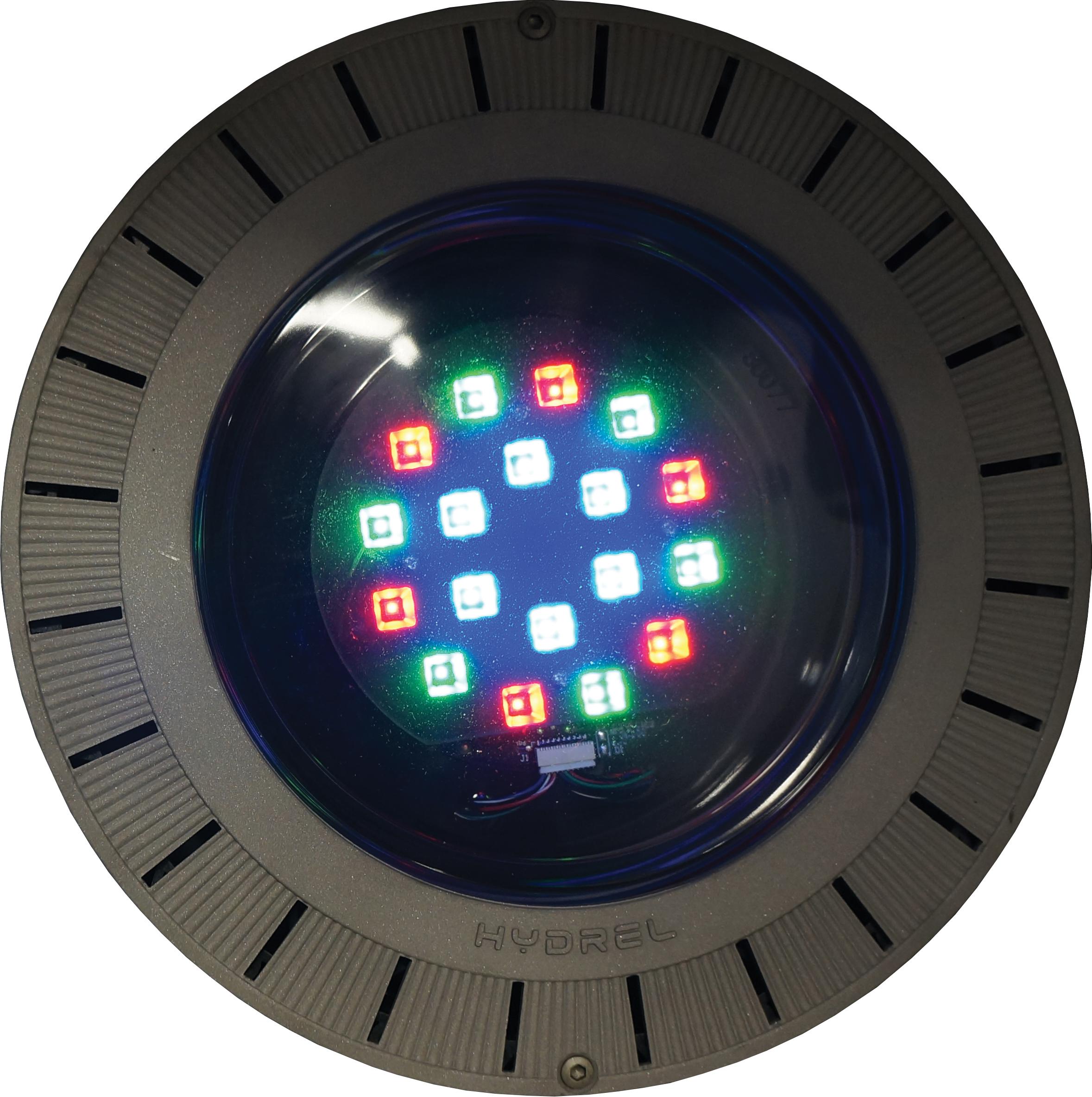 M9700 RGB In-Grade