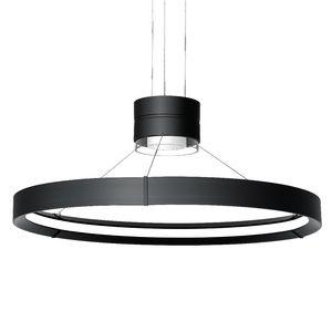 Inde-Pendant 32 LED Cylinder & Ring Pendant Indirect - Direct