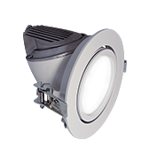 RDA Adjustable LED Recessed Downlight