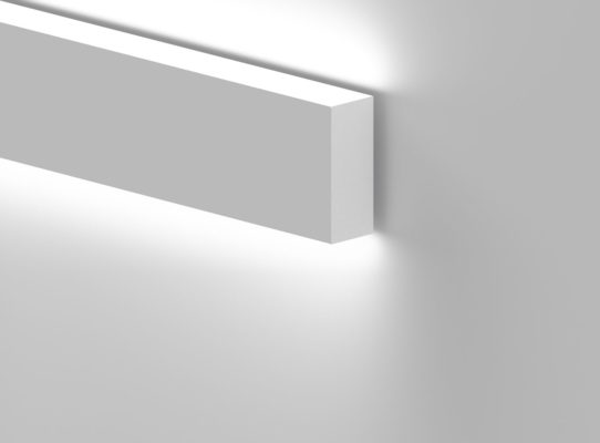 60 Linear Wall Mount Direct / Indirect