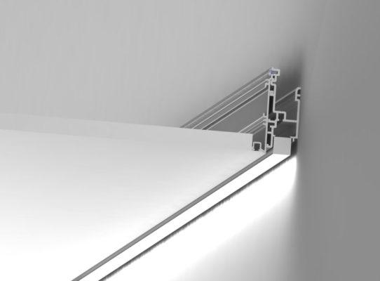 20 Linear Perimeter – Flush