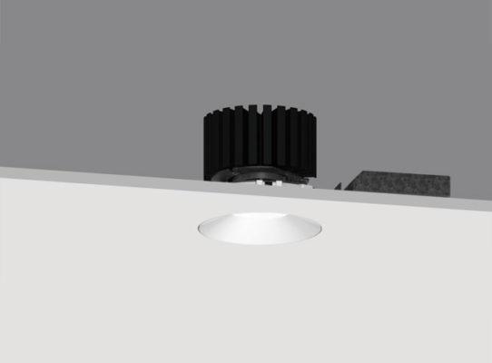 4″ ProTools DL Downlight Round Regressed Cone Cover