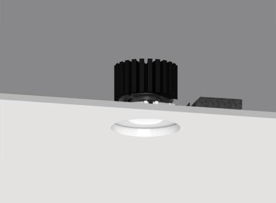 4″ ProTools DL Downlight Round Regressed Pinhole Cover