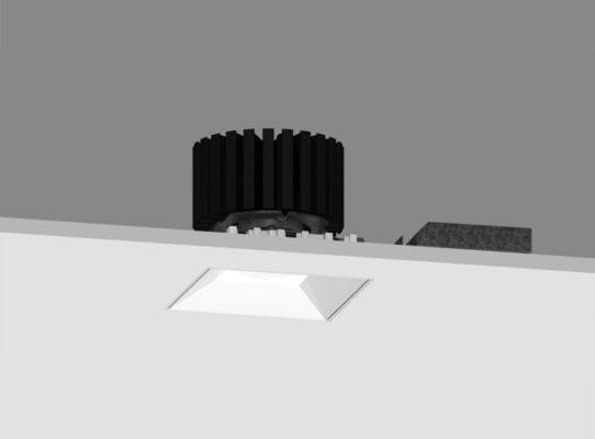 4″ ProTools DL Downlight Square Regressed Cone Cover