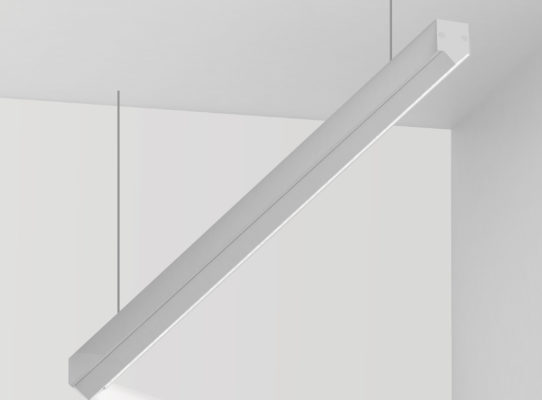 20 Linear Wall Wash Suspended