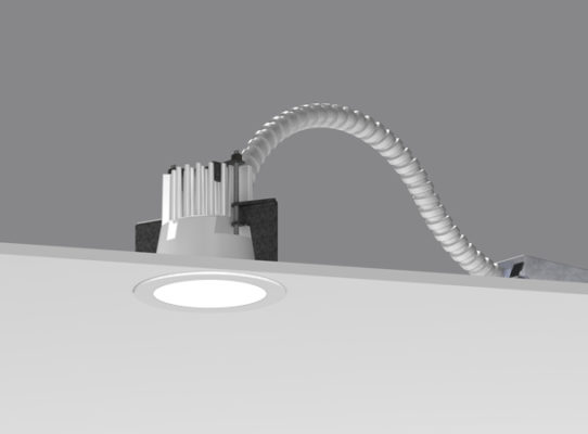 General Downlight Round Flush Diffuser