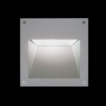 Alfia Mid-Power LED / Sandblasted Glass
