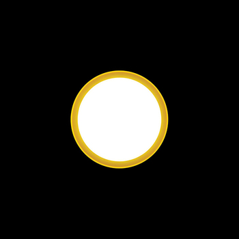 Anna210 Mid-Power LED / Bicolour Structure White-Yellow