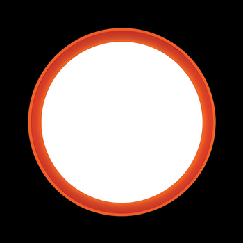 Anna410 Mid-Power LED / Bicolor Structure White-Orange