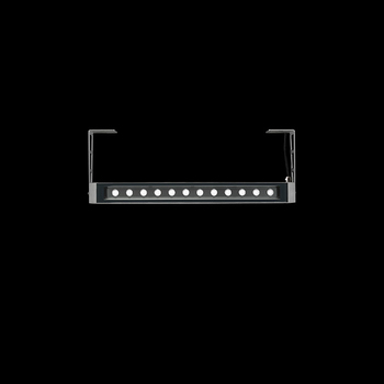 Arcadia640 Power LED / With Brackets L 200mm - Transparent Glass - Adjustable - Narrow Beam 10