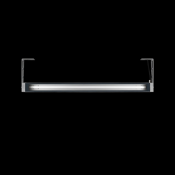 Arcadia940 / With Brackets L 200mm - Transparent Glass - Adjustable