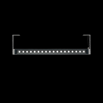 Arcadia940 Power LED / With Brackets L 200mm - Transparent Glass - Adjustable - Medium Beam 40
